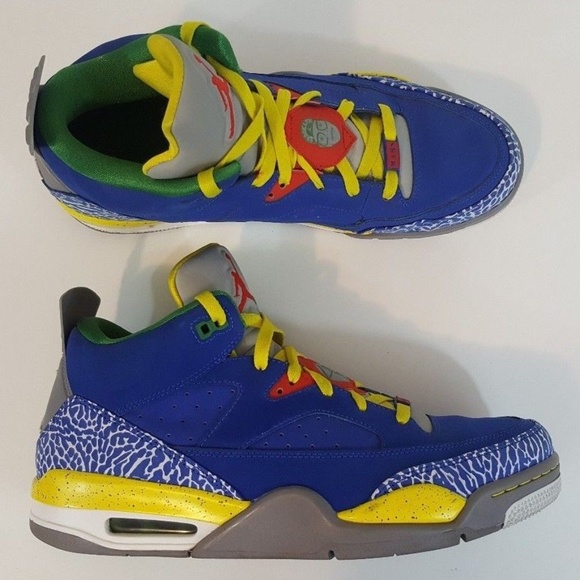 outlet store f6e8d 8cff4 closeout nike jordan son of mars low do the right thing 11 11557 fa08b